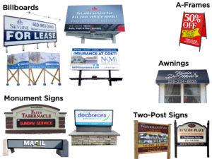 Bolt Signs